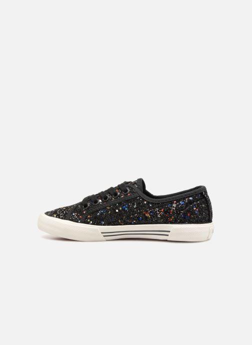 Sneakers Pepe jeans Baker Glitters Sort se forfra