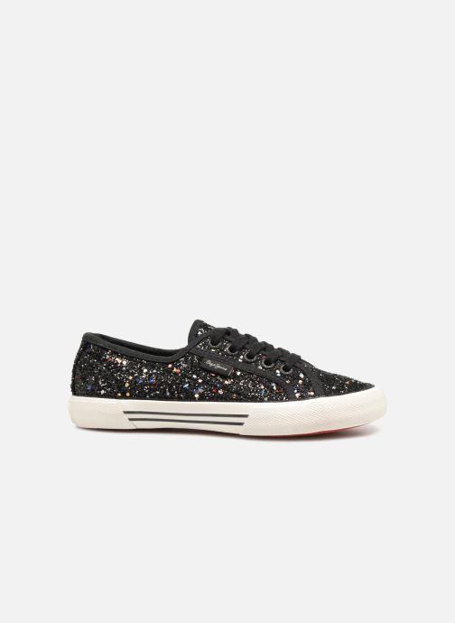 Sneakers Pepe jeans Baker Glitters Sort se bagfra