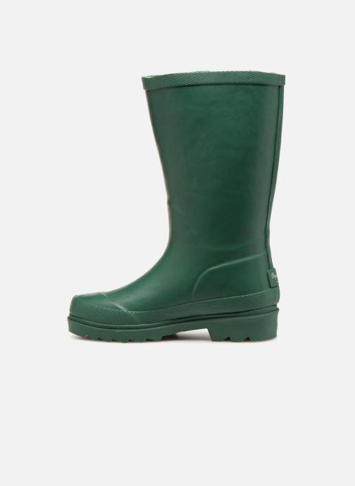 Bottes Pepe jeans Wet Buckle Vert vue face