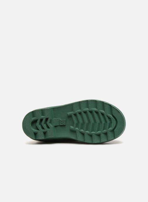 Bottes Pepe jeans Wet Buckle Vert vue haut