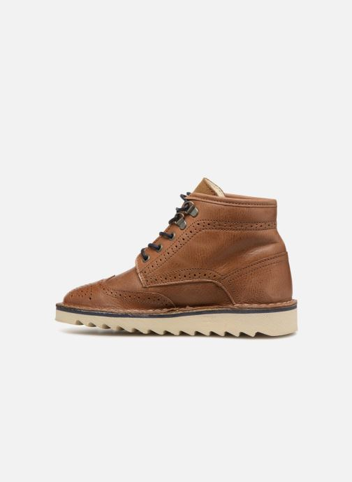 Bottines et boots Pepe jeans Alsaka Marron vue face
