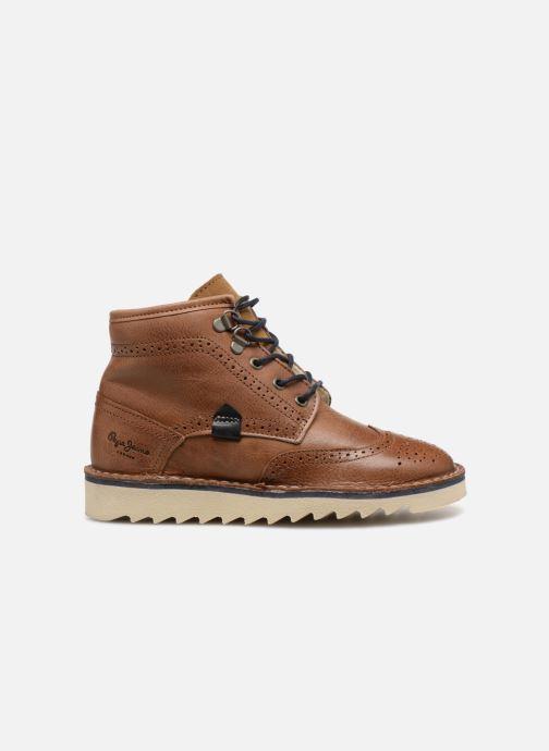Bottines et boots Pepe jeans Alsaka Marron vue derrière