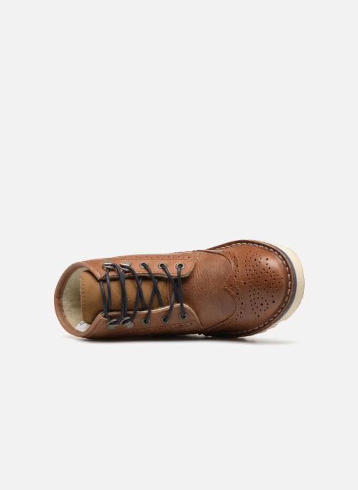 Bottines et boots Pepe jeans Alsaka Marron vue gauche