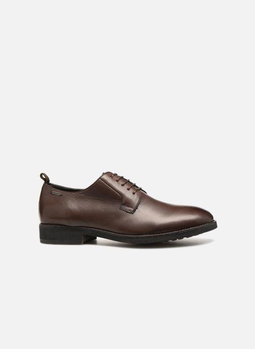 Chaussures à lacets Pepe jeans Hackney Derby Marron vue derrière