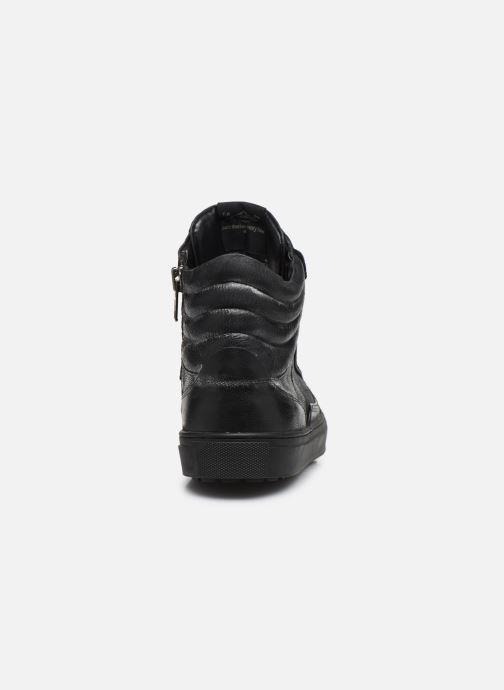Baskets Pepe jeans Norwich Helmet Noir vue droite