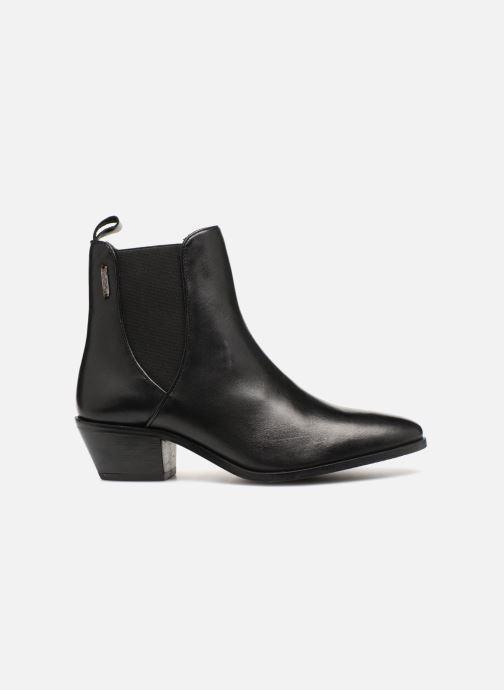 Bottines et boots Pepe jeans Dina Basic Noir vue derrière
