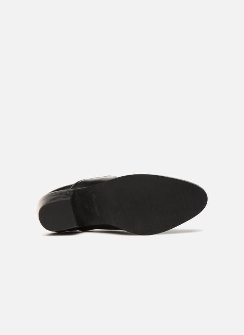 Bottines et boots Pepe jeans Dina Basic Noir vue haut