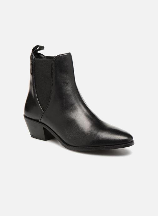Bottines et boots Pepe jeans Dina Basic Noir vue détail/paire