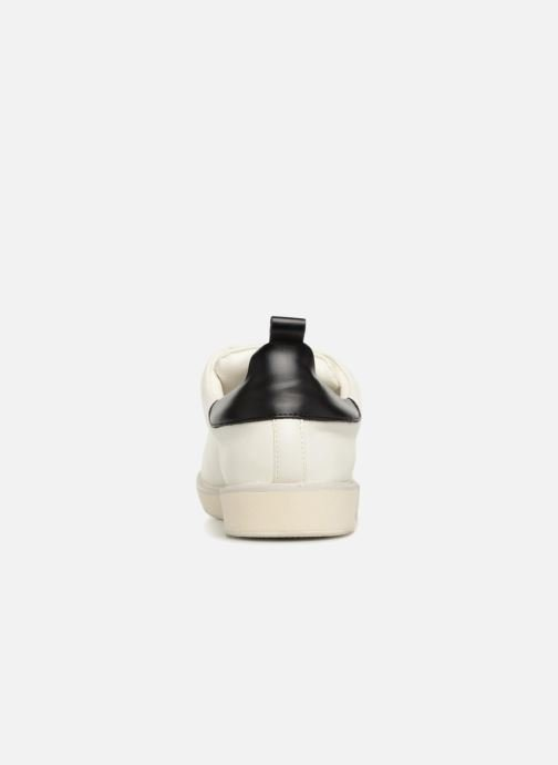 Trainers Pepe jeans Sofia Plain White view from the right