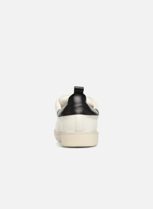 Baskets Pepe jeans Sofia Plain Blanc vue droite