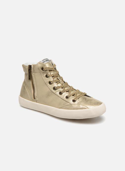 Pepe jeans Clinton combi (Gold bronze) - - - Turnschuhe bei Más cómodo 3a19c7