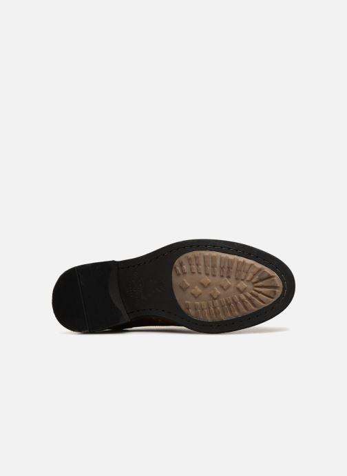 Veterschoenen Pepe jeans Hackney W Brogue Bruin boven