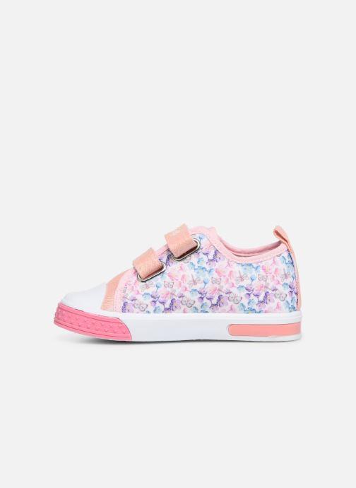 Sneaker Hello Kitty HK ULITHA S L C mehrfarbig ansicht von vorne