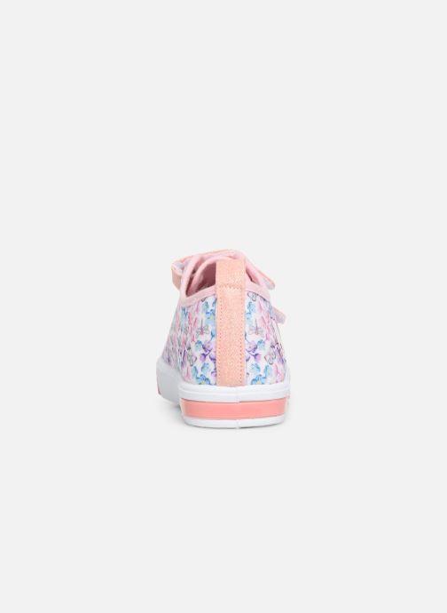 Sneaker Hello Kitty HK ULITHA S L C mehrfarbig ansicht von rechts