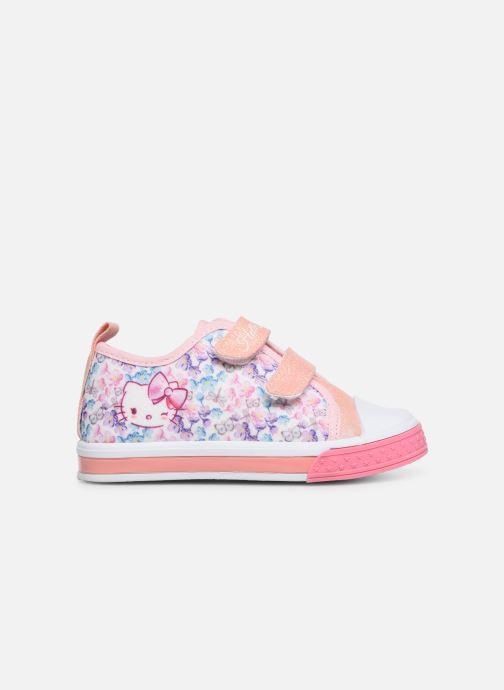 Sneaker Hello Kitty HK ULITHA S L C mehrfarbig ansicht von hinten