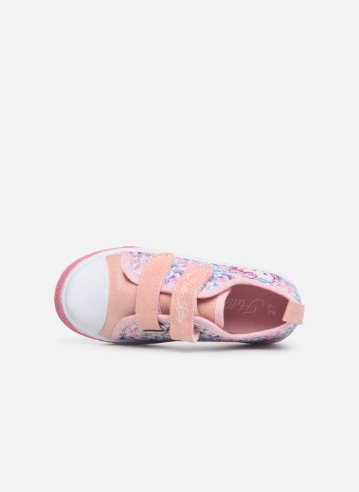 Sneaker Hello Kitty HK ULITHA S L C mehrfarbig ansicht von links