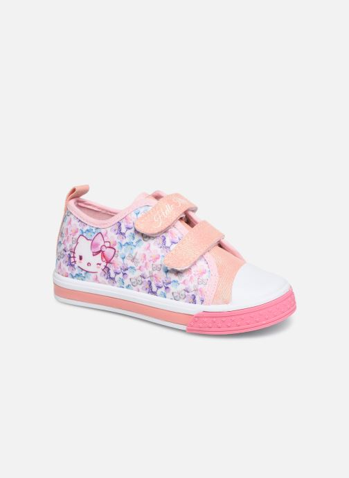 Baskets Hello Kitty HK ULITHA S L C Multicolore vue détail/paire