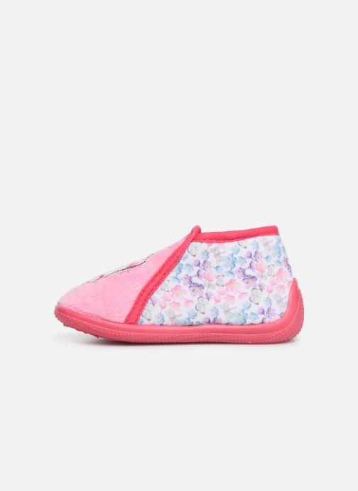 Pantoffels Hello Kitty HK UMMU C Roze voorkant