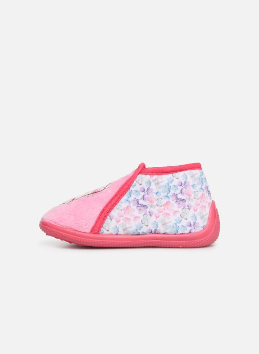 Chaussons Hello Kitty HK UMMU C Rose vue face