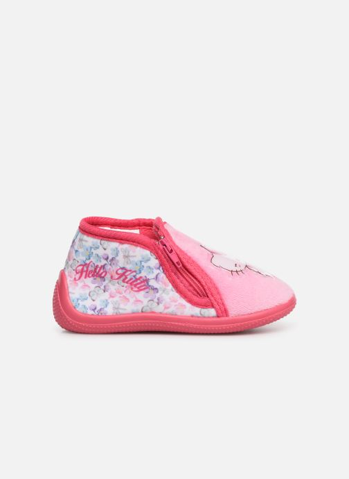 Chaussons Hello Kitty HK UMMU C Rose vue derrière