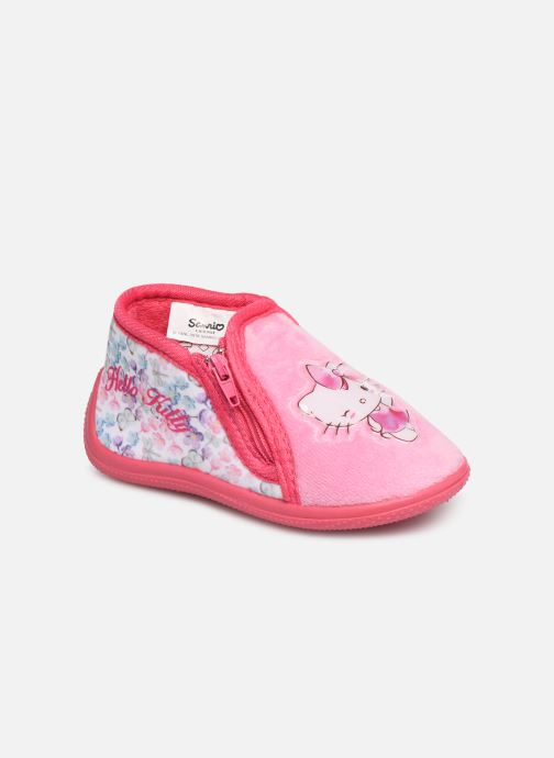 Chaussons Hello Kitty HK UMMU C Rose vue détail/paire