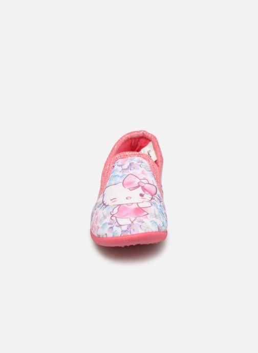 Chaussons Hello Kitty HK UNZIRO C Multicolore vue portées chaussures