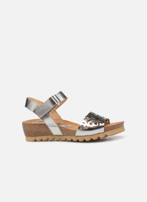 Sandales et nu-pieds Dorking Summer 7847 Argent vue derrière