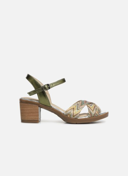 Sandales et nu-pieds Dorking Kolt 7871 Vert vue derrière