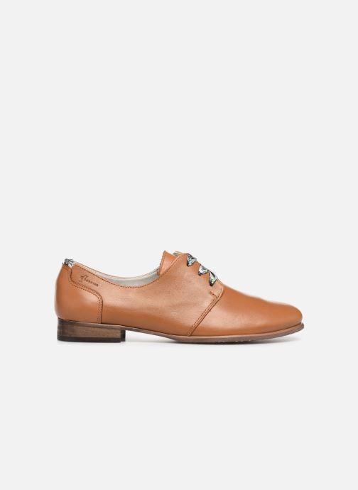 Chaussures à lacets Dorking Bahia 7822 Marron vue derrière