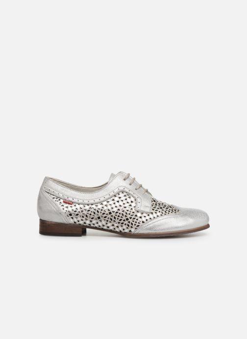 Zapatos con cordones Dorking Bahia 7821 Plateado vistra trasera