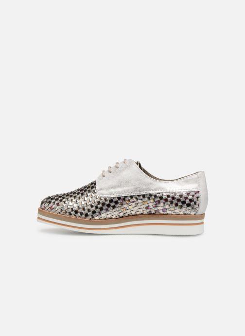 Chaussures à lacets Dorking Romy 7852 Argent vue face