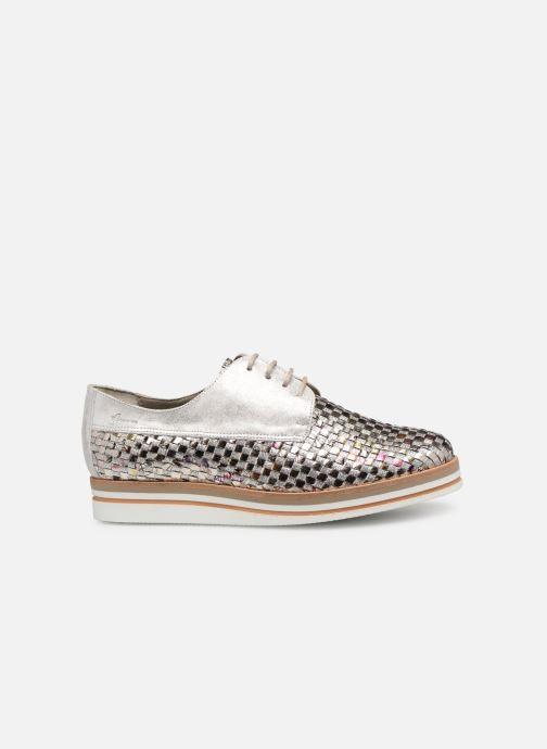 Chaussures à lacets Dorking Romy 7852 Argent vue derrière