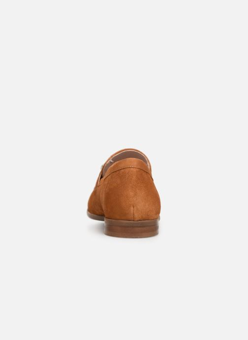 Mocasines Dorking Salor 7782 Marrón vista lateral derecha