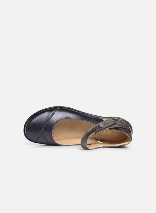 Ballerina's Dorking Nicol 7883 Blauw links