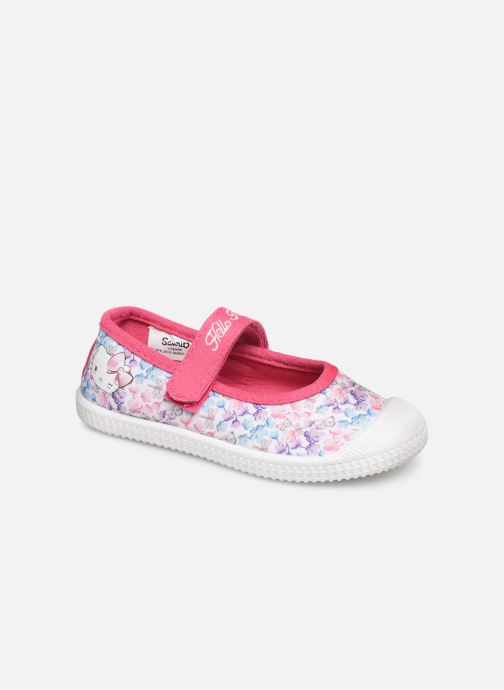 Ballerines Hello Kitty HK UDE C Multicolore vue détail/paire