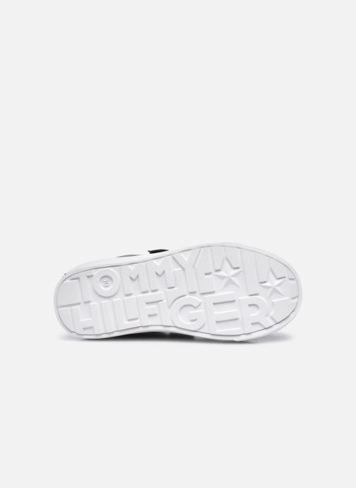 Sneakers Tommy Hilfiger Low Cut Velcro Sneaker Azzurro immagine dall'alto