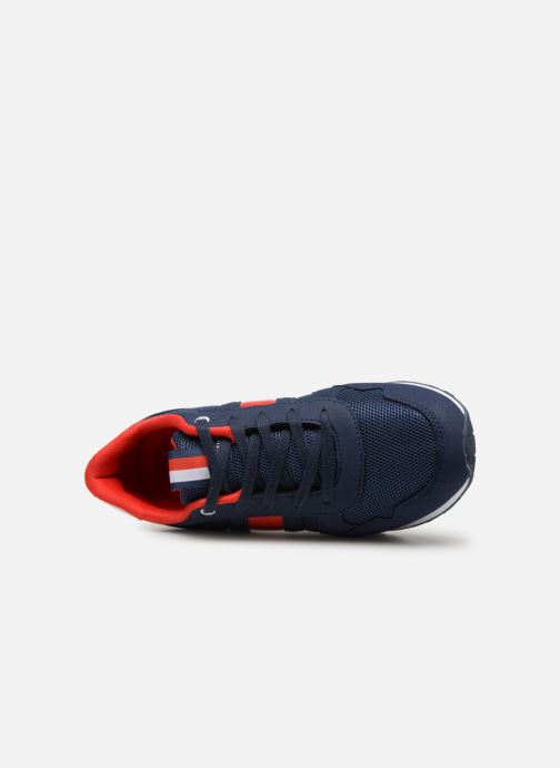 Sneakers Tommy Hilfiger Low Cut Lace-Up Sneaker Blauw links