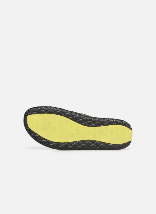 Flip flops Arena Watergrip Thong M Black view from above