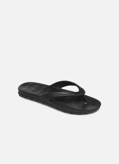 Slippers Arena Watergrip Thong M Zwart detail