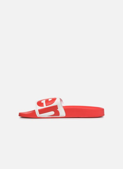 Chaussures de sport Arena Urban Slide Ad Rouge vue face