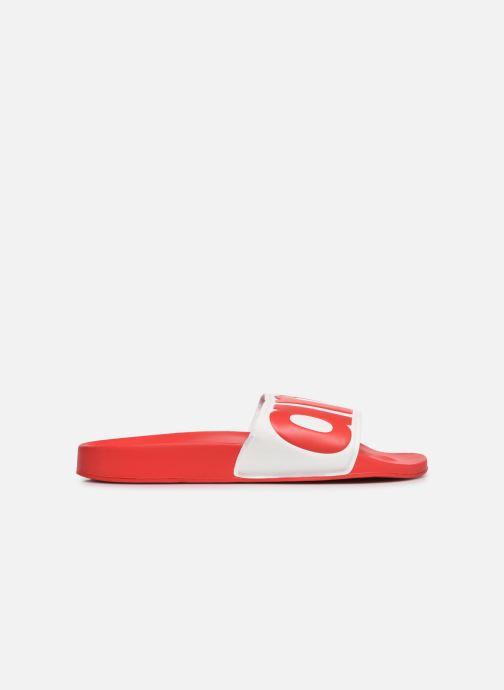 Chaussures de sport Arena Urban Slide Ad Rouge vue derrière