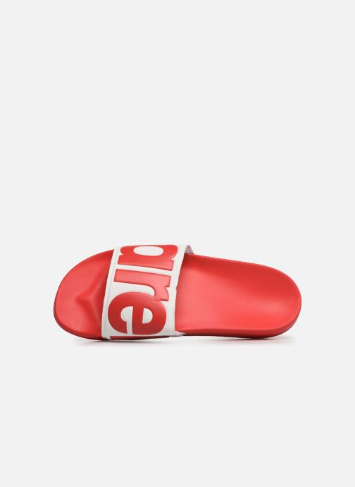 Chaussures de sport Arena Urban Slide Ad Rouge vue gauche