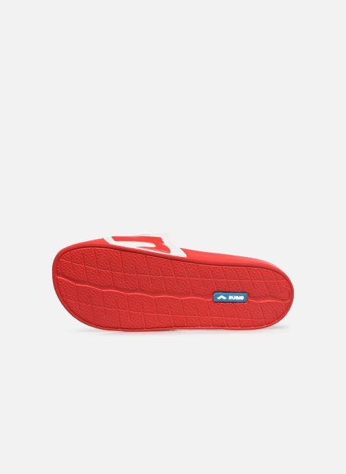 Chaussures de sport Arena Urban Slide Ad Rouge vue haut