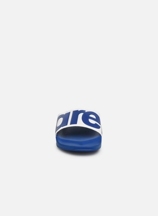 Chaussures de sport Arena Urban Slide Ad Bleu vue portées chaussures