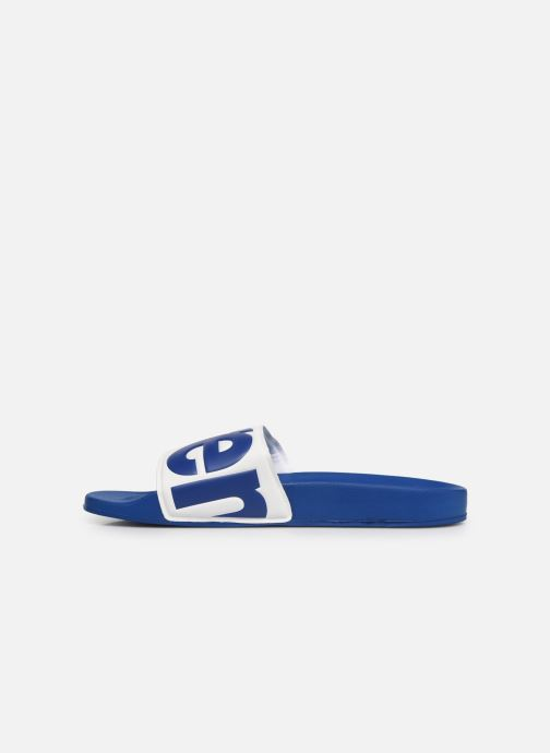 Sport shoes Arena Urban Slide Ad Blue front view