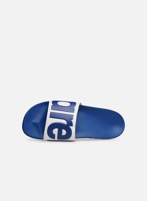 Sport shoes Arena Urban Slide Ad Blue view from the left