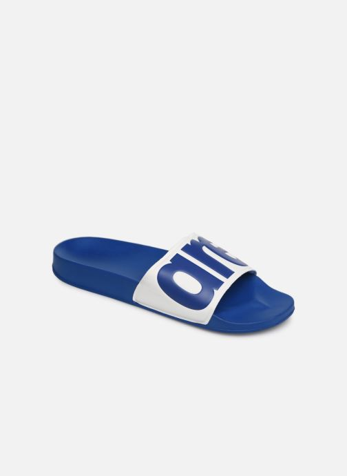 Sport shoes Arena Urban Slide Ad Blue detailed view/ Pair view