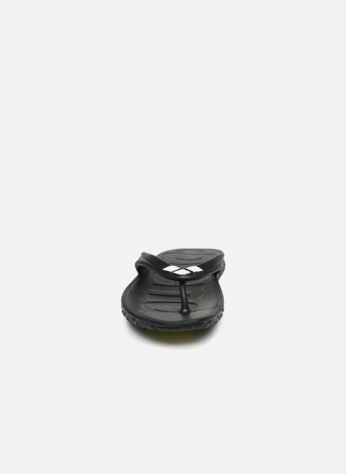Chaussures de sport Arena Watergrip Thong W Noir vue portées chaussures