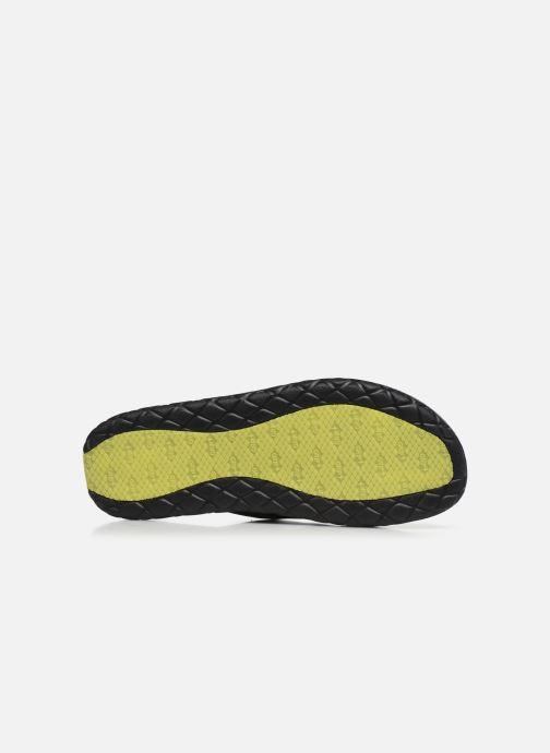 Chaussures de sport Arena Watergrip Thong W Noir vue haut