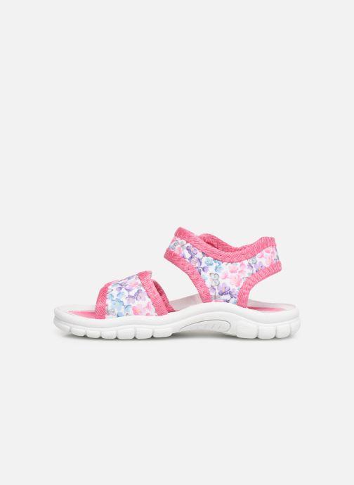 Sandales et nu-pieds Hello Kitty HK URBANIE C Rose vue face